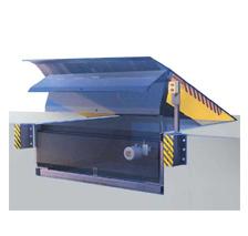 Plataformas Niveladoras de Docks y Rampines para contenedores