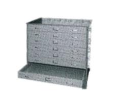 1354 – Planera horizontal con 7 cajones