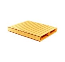 17500 – Pallet Tipo 17500 – Pallets para Cargas extrapesadas Doble Faz