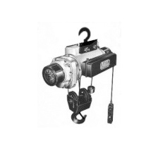 2111 – AL 250 CF Aparejo eléctrico a cable, fijo.