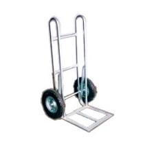 620. Carro para tambores de chapa o plástico ruedas neumáticas