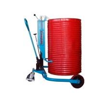 640. DT 250 Porta tambor hidráulico