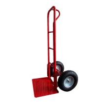 830. Carro con ruedas neumáticas pesado