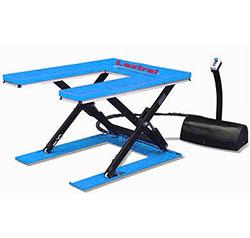 7031 – Plataforma. electrohidráulica U para preparado de pallets