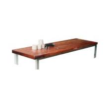 1219 a 1222 – Mesada de madera dura – Opcional mesa de trabajo.