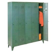 1405- Guardarropas de cinco puertas largas