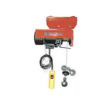 2102 – EE 125/250 ccm Elevador eléctrico a cable, carro traslación manual.