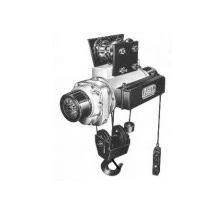 2112 – AL 250 CM Aparejo eléctrico a cable, carro manual.
