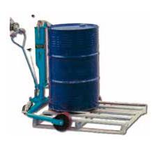642. DTW250 Porta tambor hidráulico 250Kg