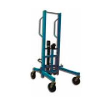 645. DT400 Porta Tambor 400Kg patas regulables